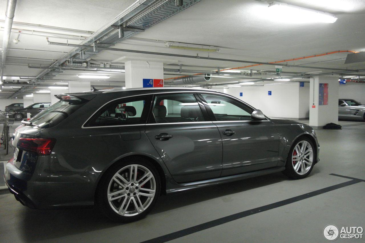 Audi RS6 Avant C7 2015 8