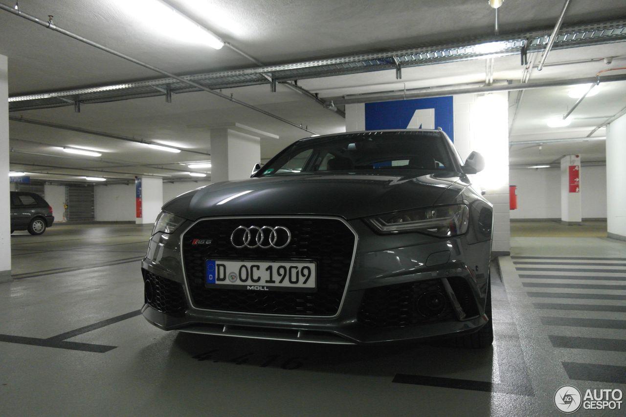 Audi RS6 Avant C7 2015 9