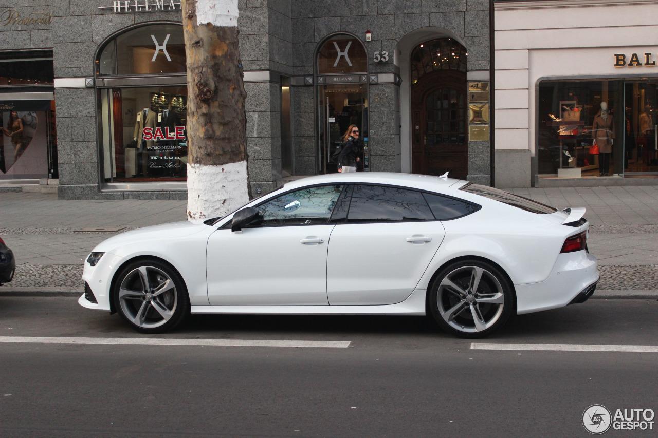 Audi RS7 Sportback 2015 2
