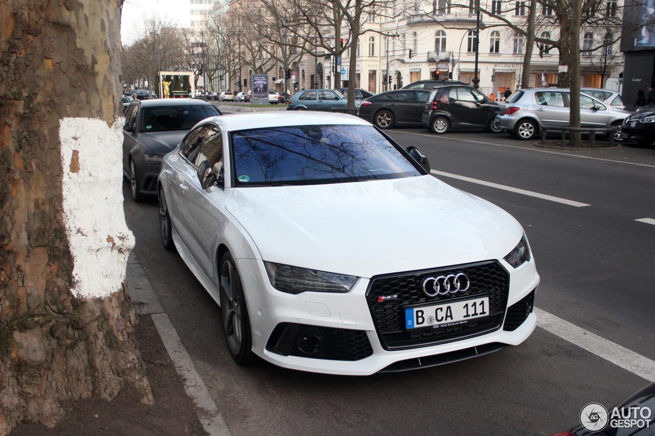 Audi RS7 Sportback 2015 5