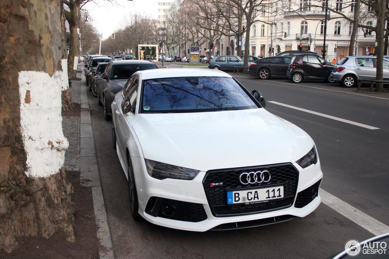 Audi RS7 Sportback 2015 6