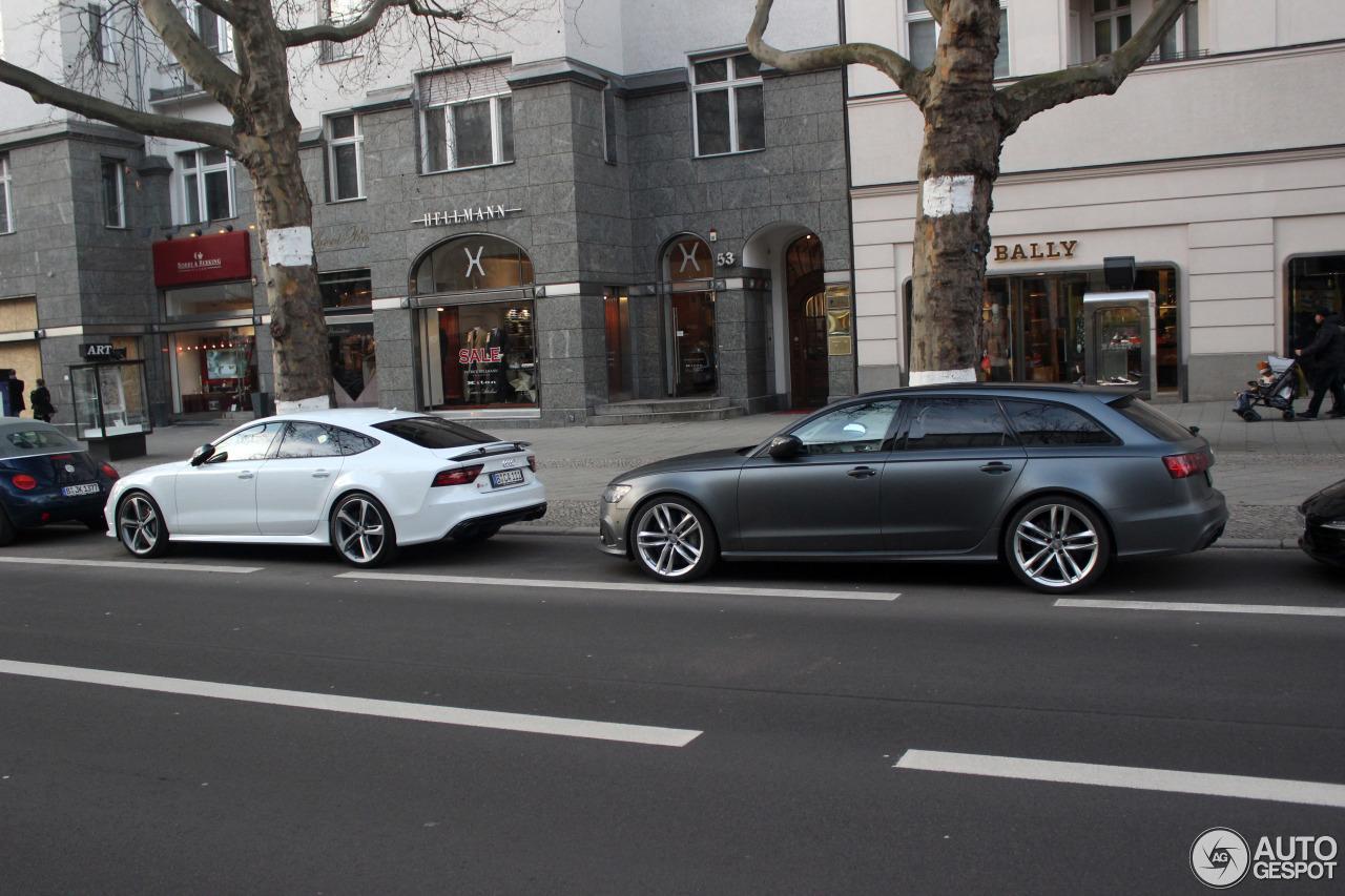 Audi RS7 Sportback 2015 8
