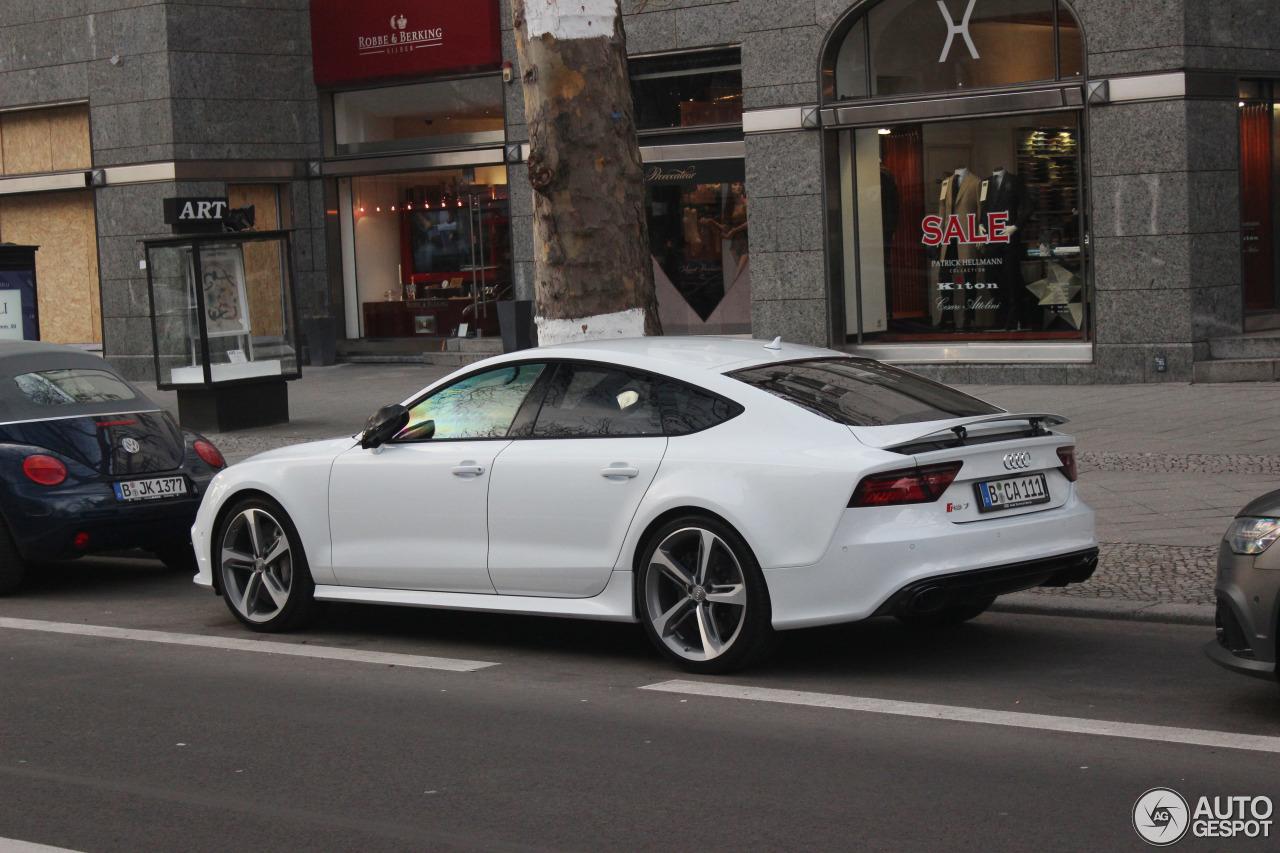 Audi RS7 Sportback 2015 9