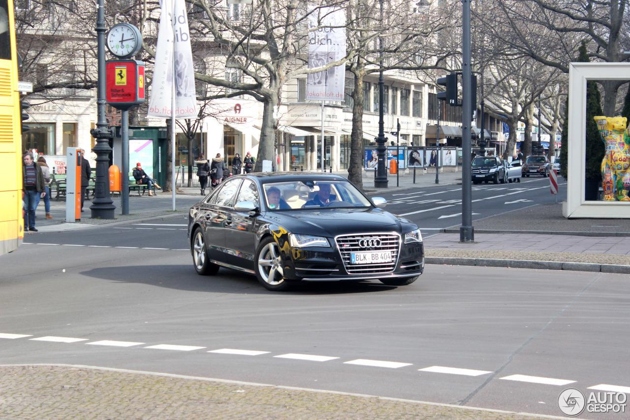 Audi S8 D4 1