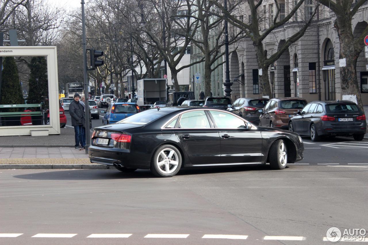 Audi S8 D4 4