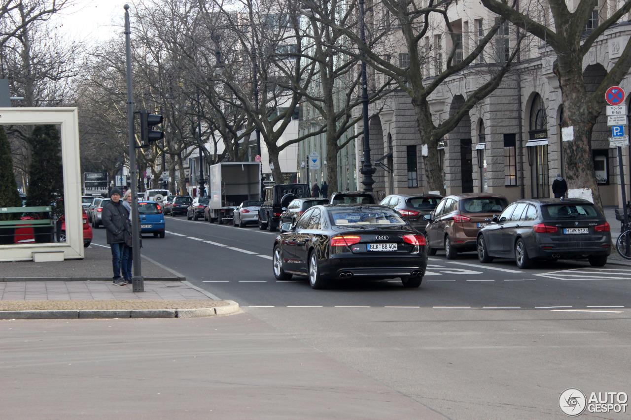 Audi S8 D4 7