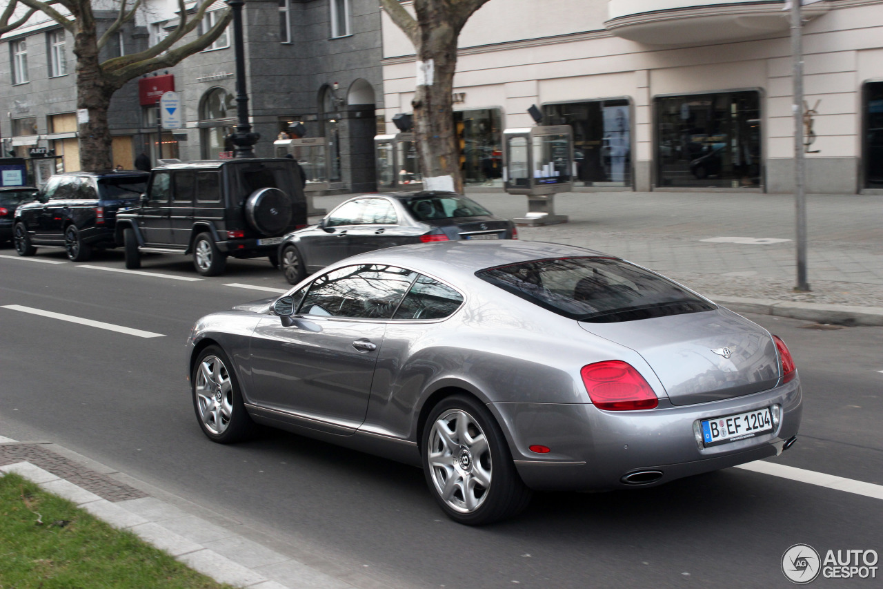 Bentley Continental GT 1
