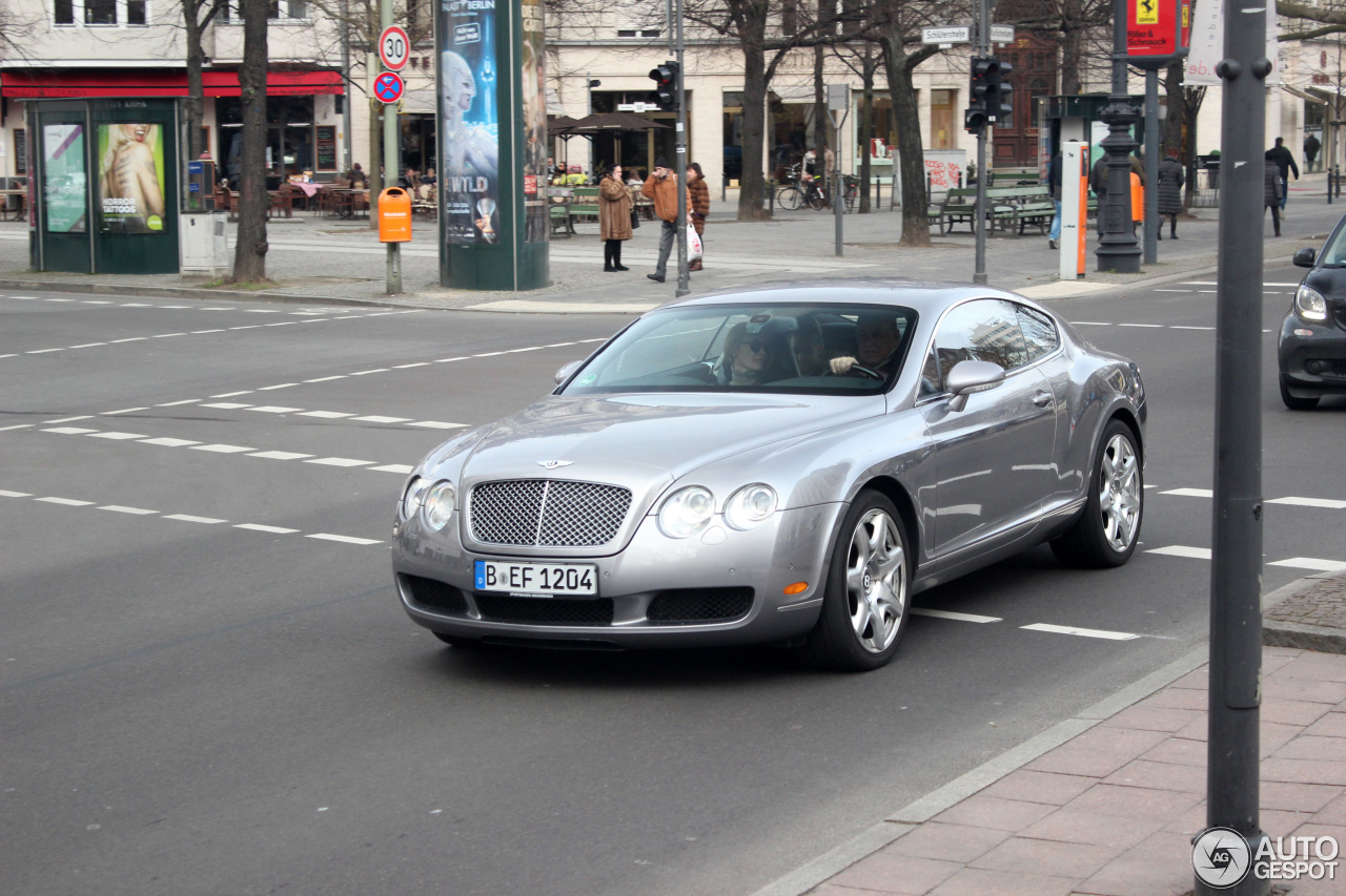 Bentley Continental GT 4
