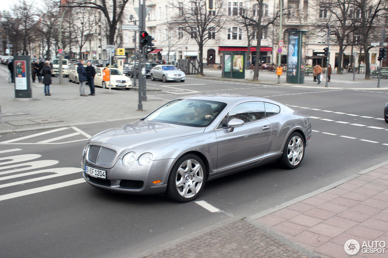Bentley Continental GT 6