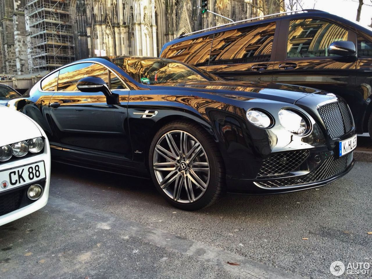 Bentley Continental GT Speed 2016 5