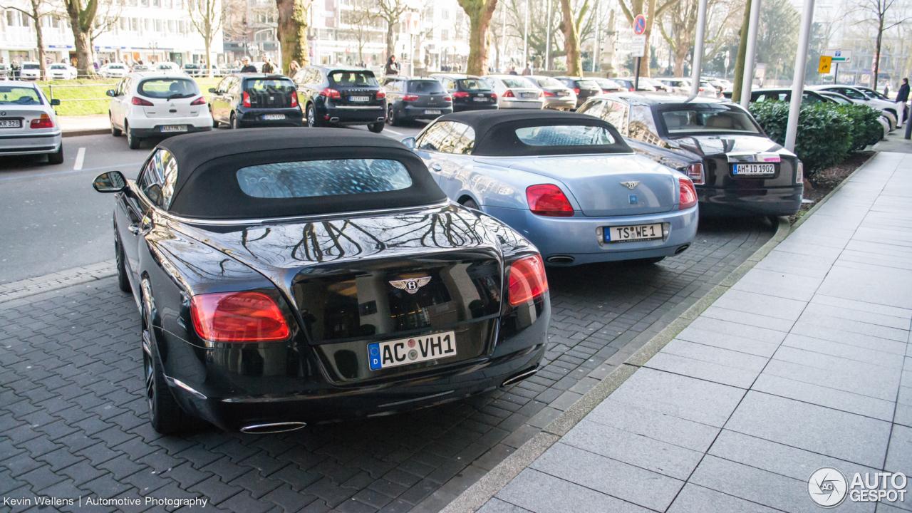 Bentley Continental GTC 7