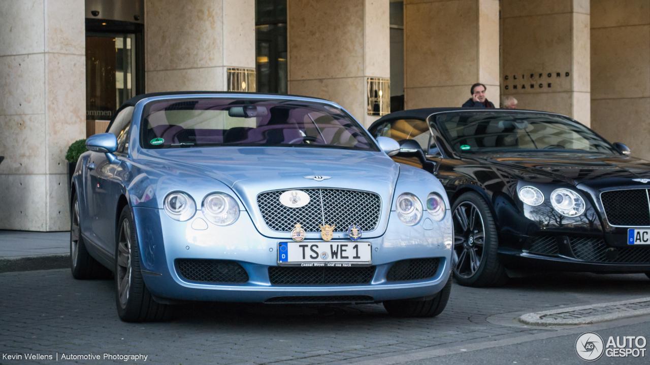 Bentley Continental GTC 8