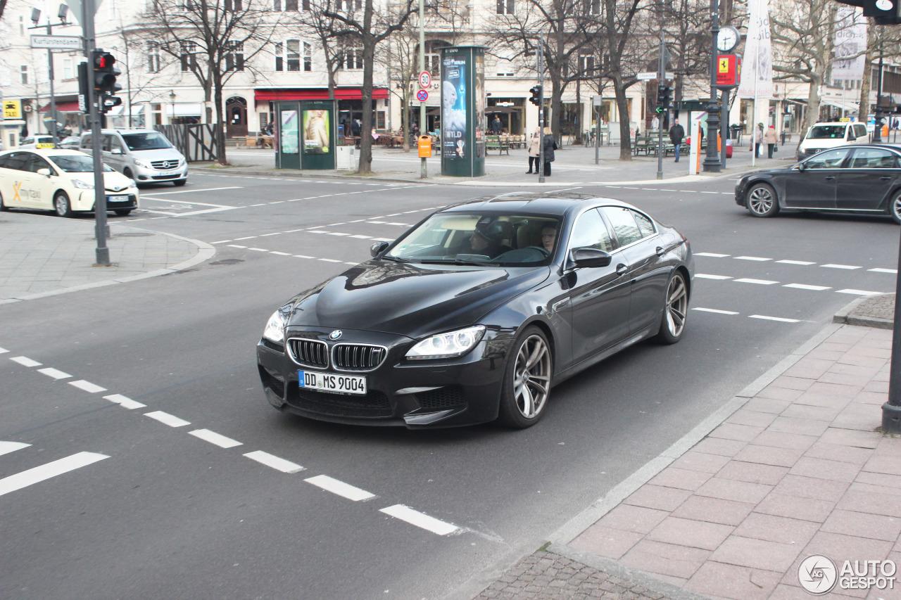 BMW M6 F06 Gran Coupé 1