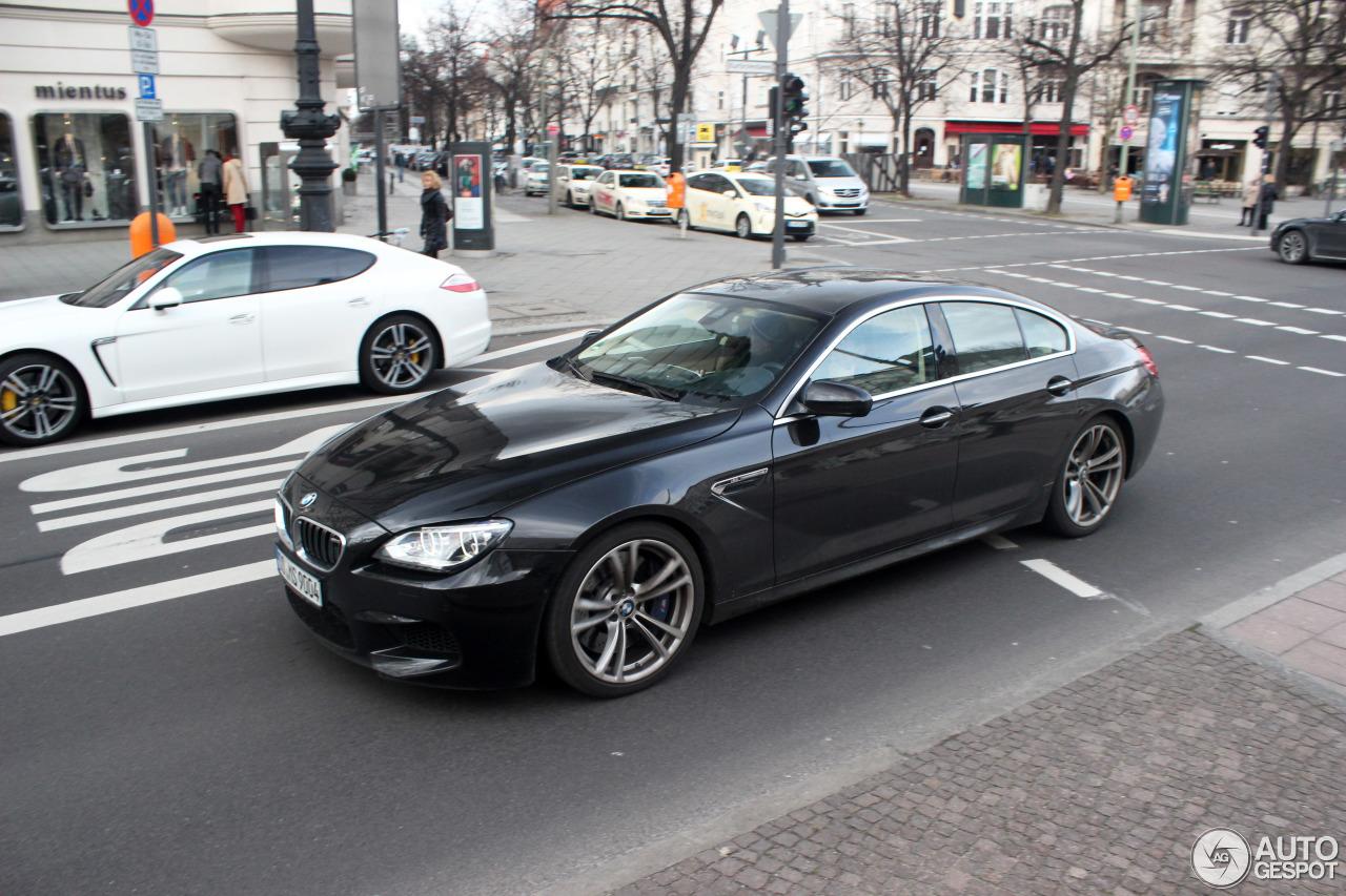 BMW M6 F06 Gran Coupé 3