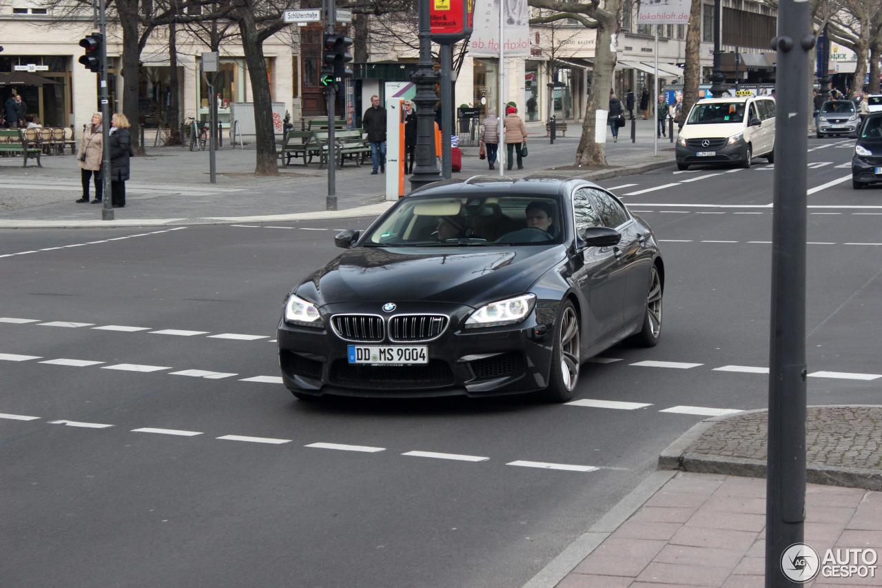 BMW M6 F06 Gran Coupé 7