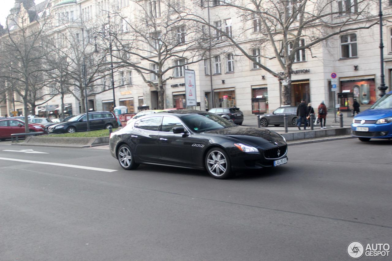 Maserati Quattroporte S 2013 8