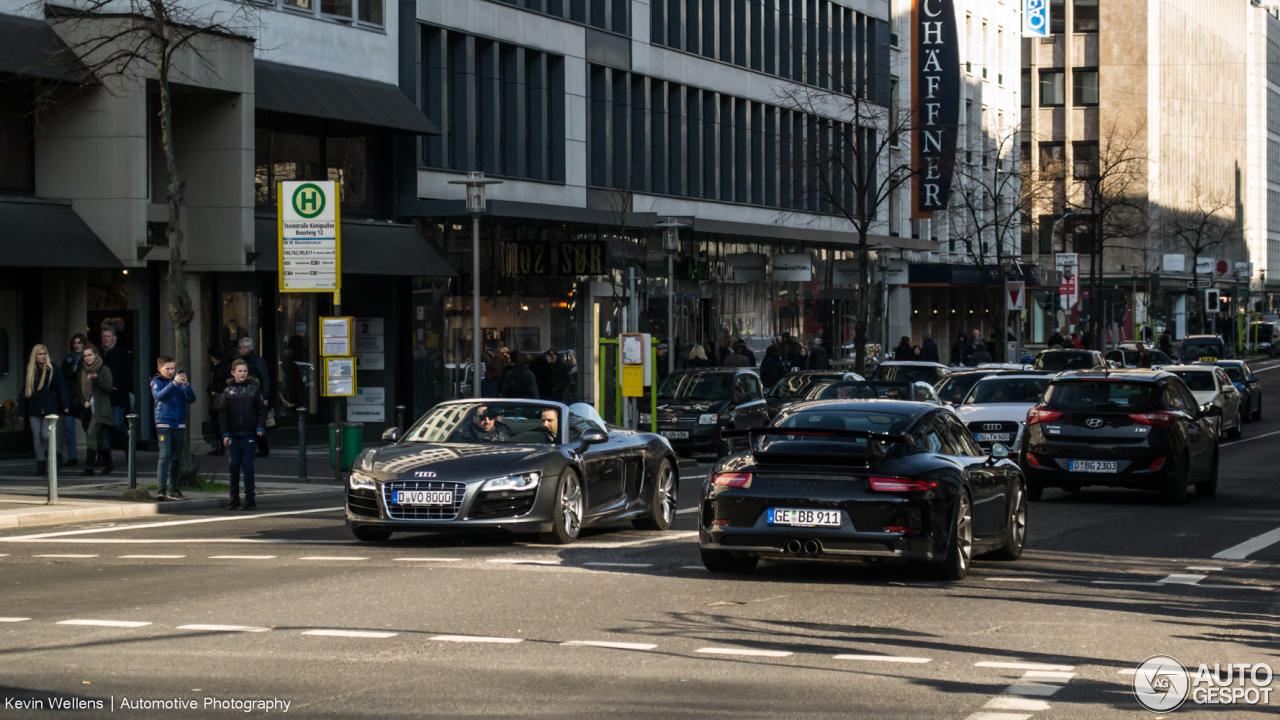 Porsche 991 GT3 10