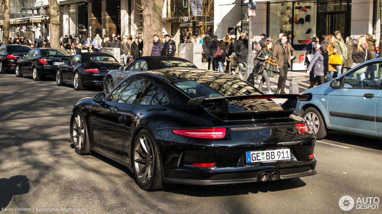 Porsche 991 GT3 6