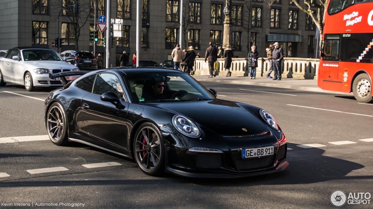 Porsche 991 GT3 8