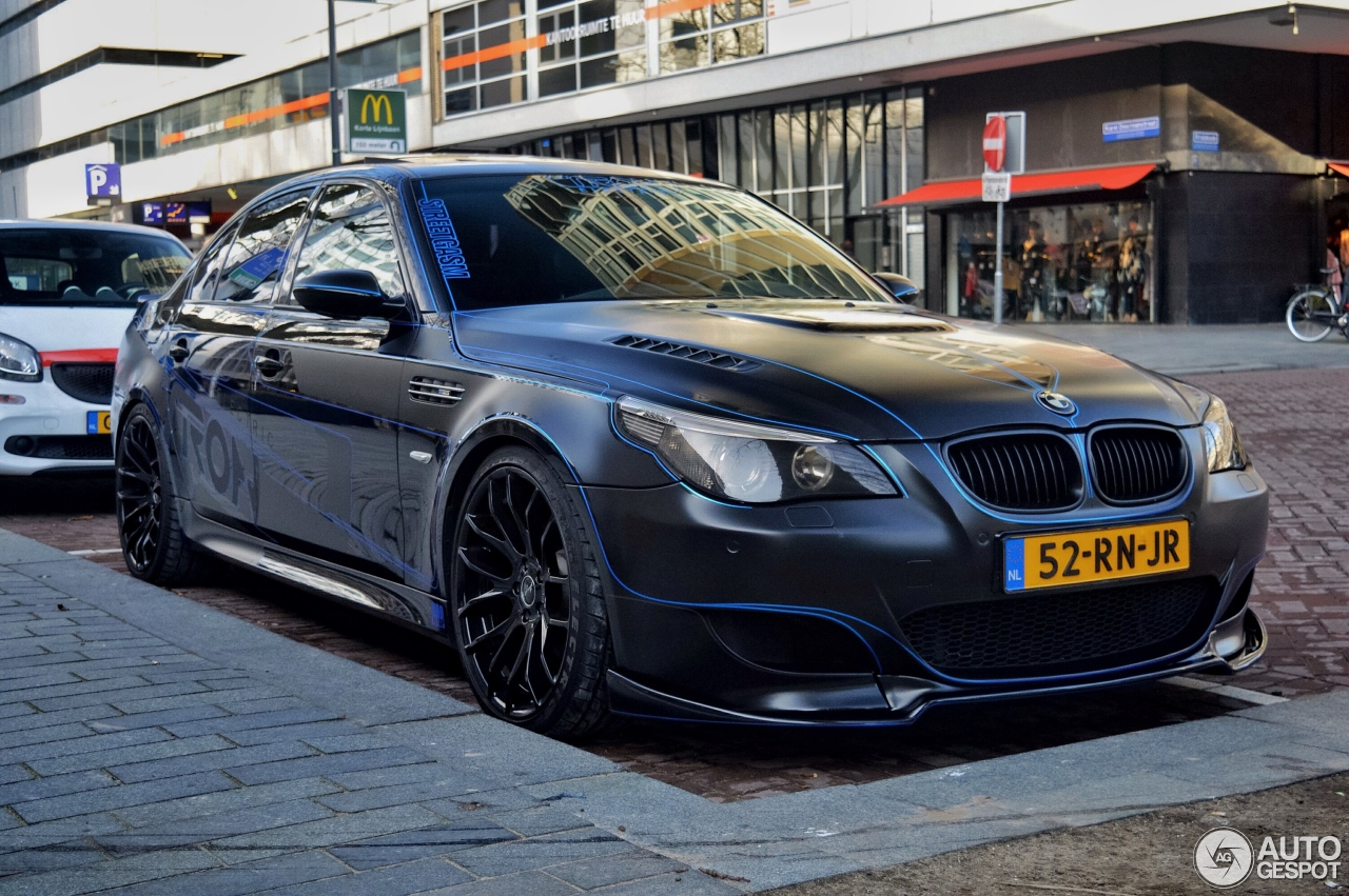 BMW M5 E60 2005 - 28 February 2016 - Autogespot