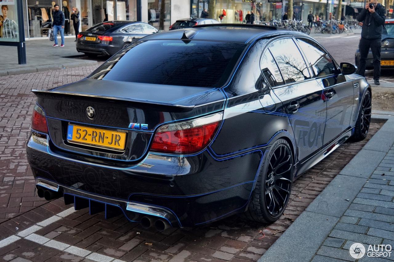 BMW M5 E60 2005 - 28 February 2016 - Autogespot