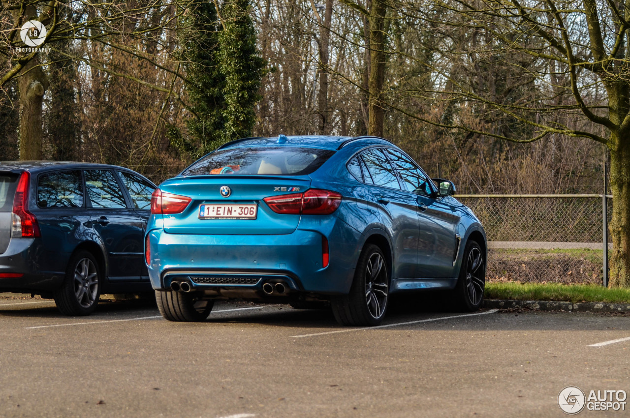 Bmw X6 M F86 28 February 2016 Autogespot