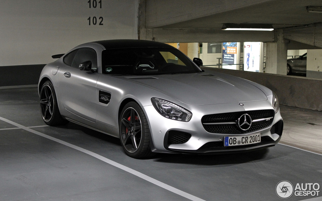Mercedes-AMG GT S Edition 1 1
