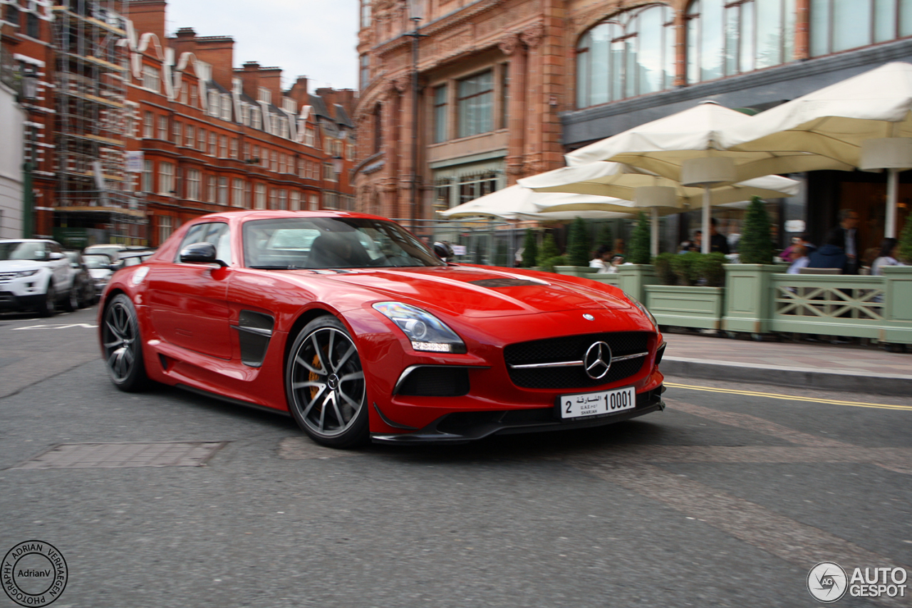 mercedes benz sls amg black series 28 february 2016 autogespot. Cars Review. Best American Auto & Cars Review