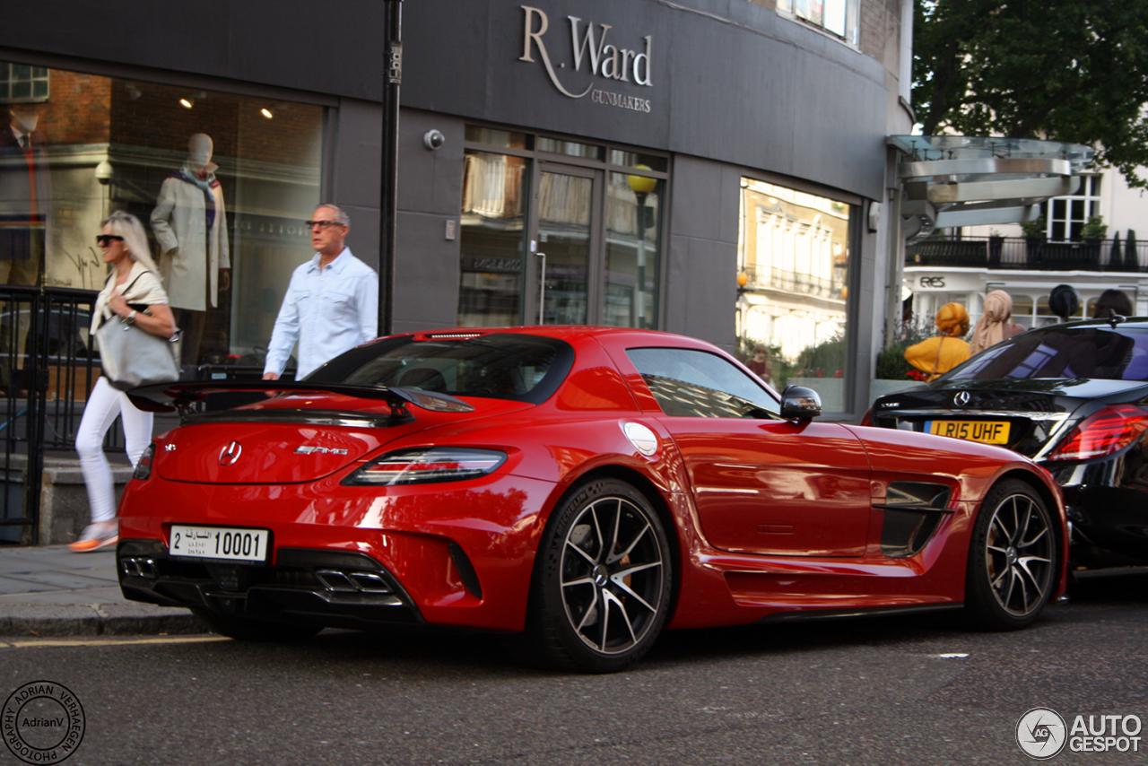 Mercedes-Benz SLS AMG ...