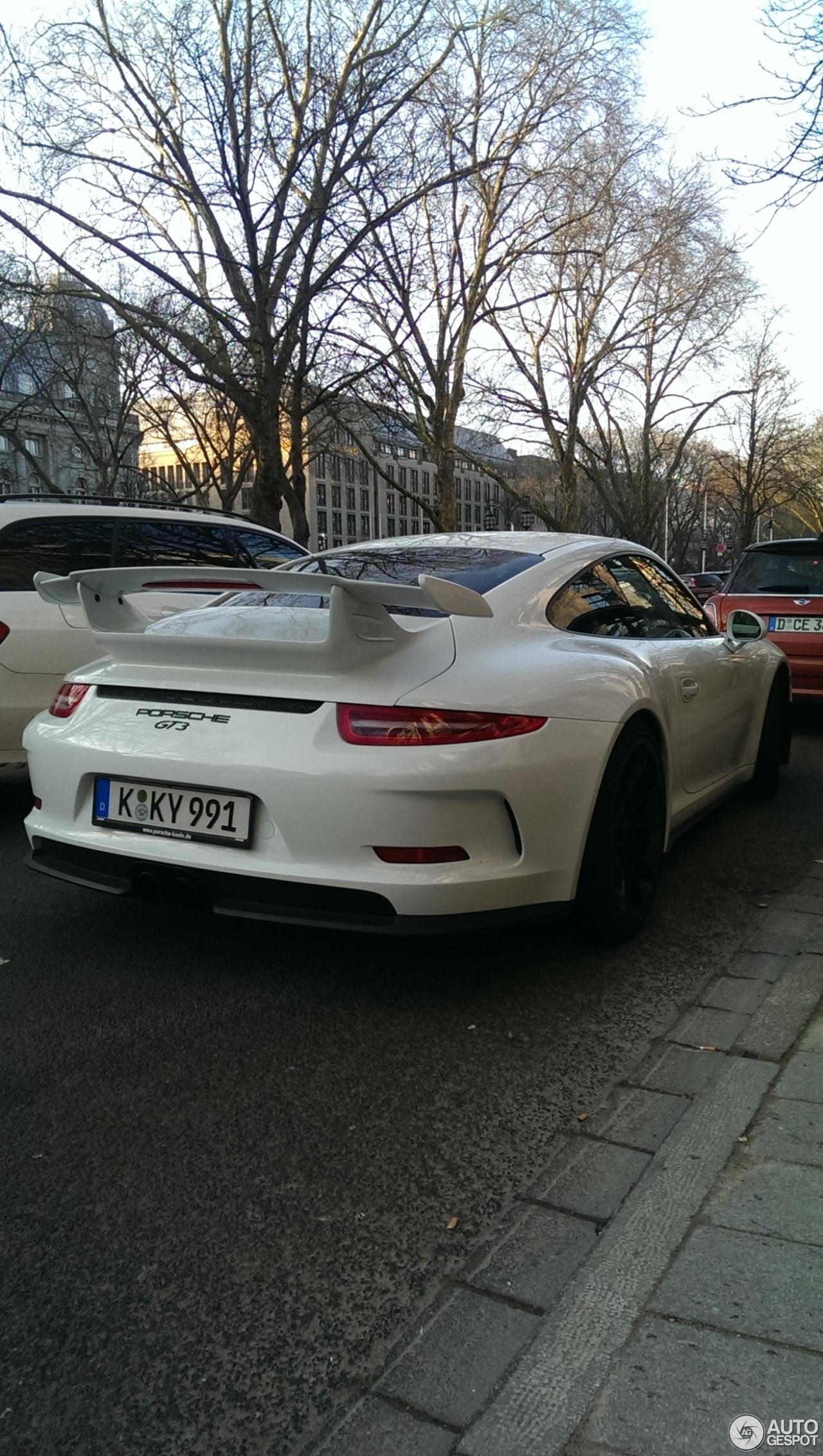 Porsche 991 GT3 5