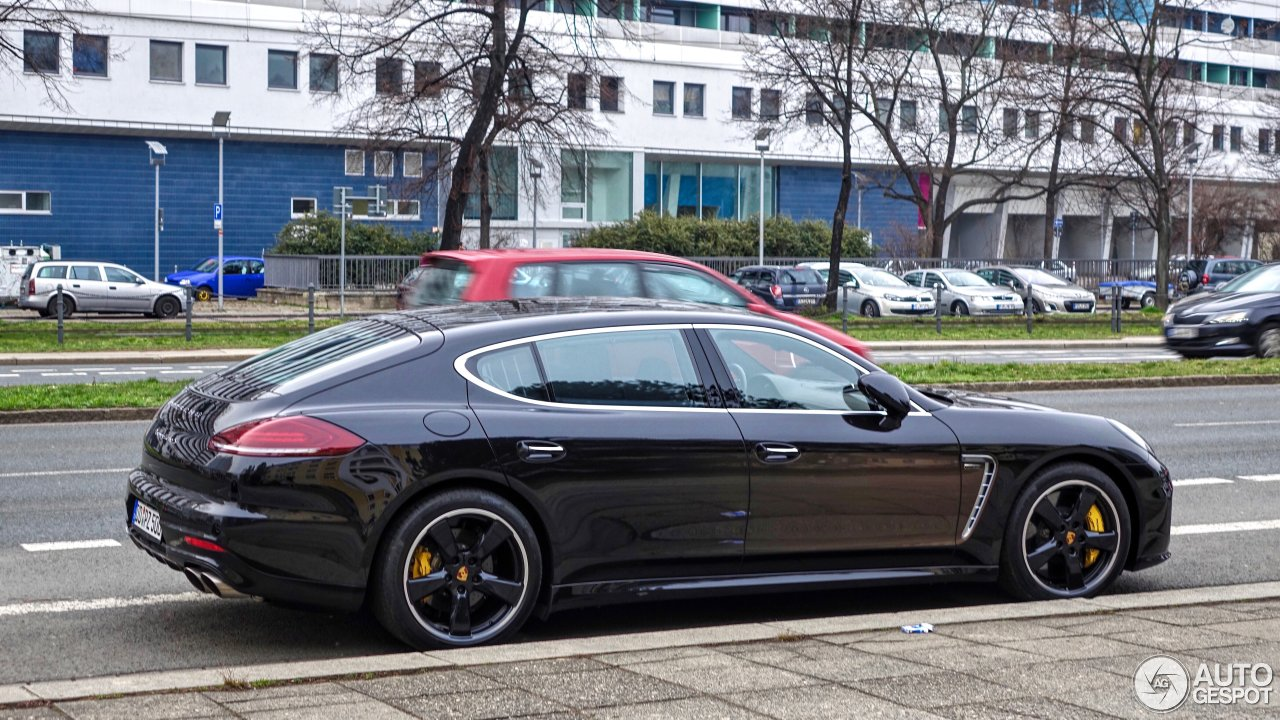 porsche panamera turbo s mkii exclusive series 28 february 2016 autogespot. Black Bedroom Furniture Sets. Home Design Ideas