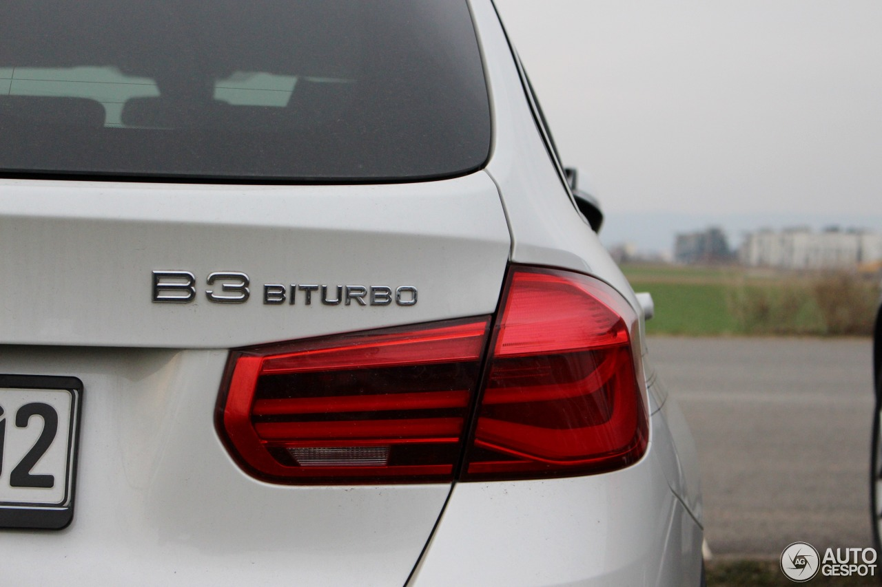 Alpina B3 Bi-Turbo Touring 2016 4
