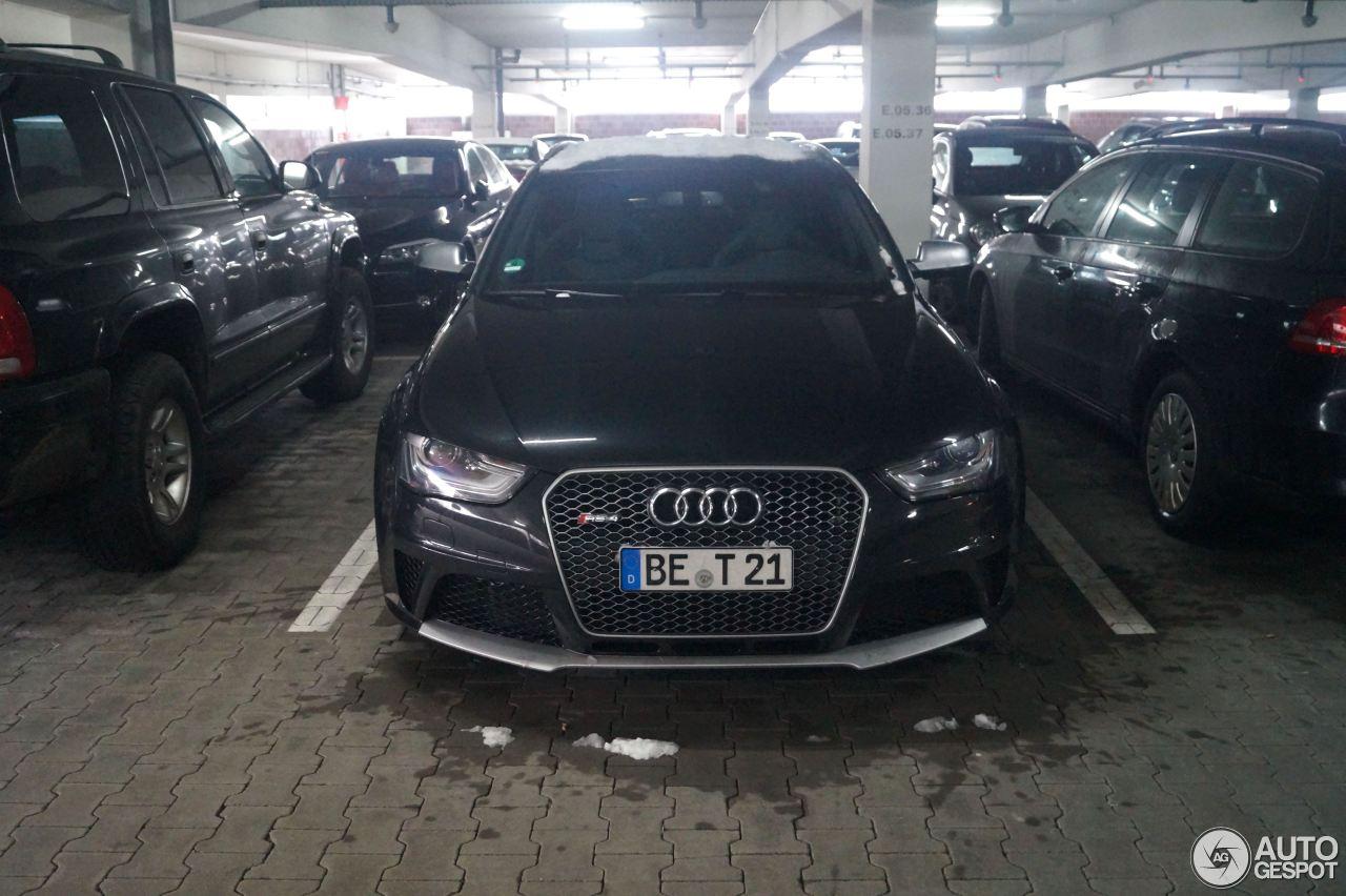 Audi RS4 Avant B8 2
