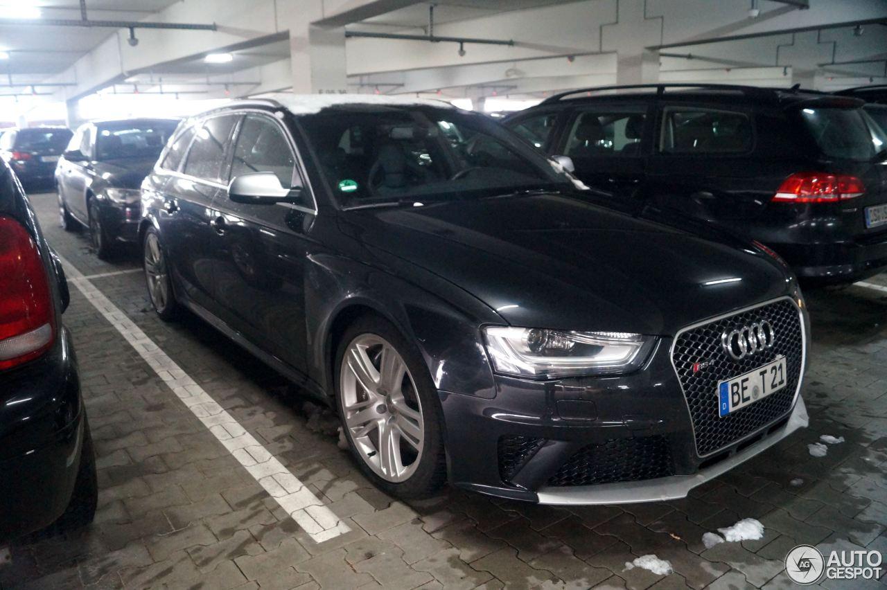 Audi RS4 Avant B8 9