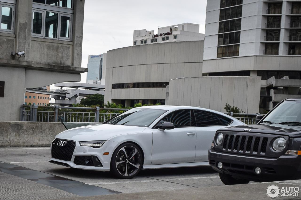 Audi Rs7 Sportback 2015 29 February 2016 Autogespot