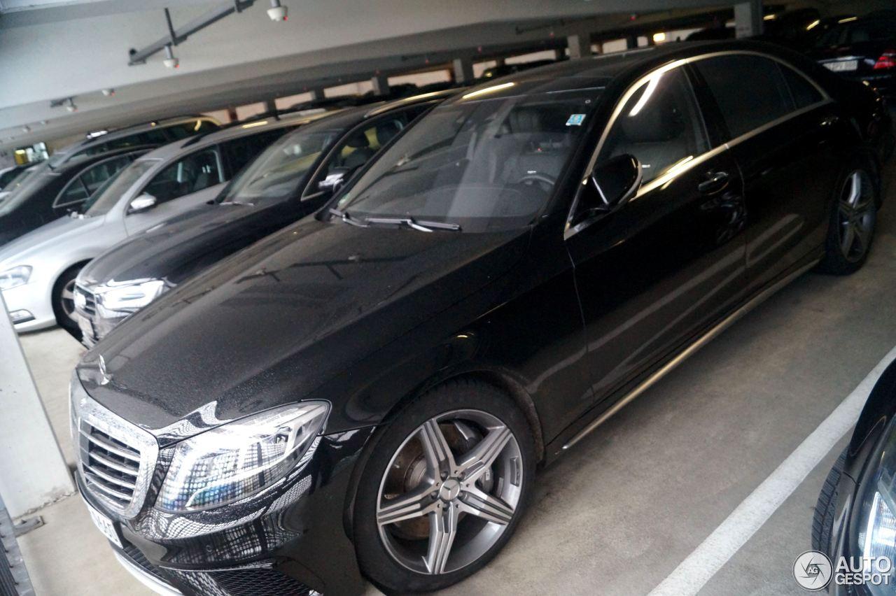 Mercedes-Benz S 63 AMG V222 5