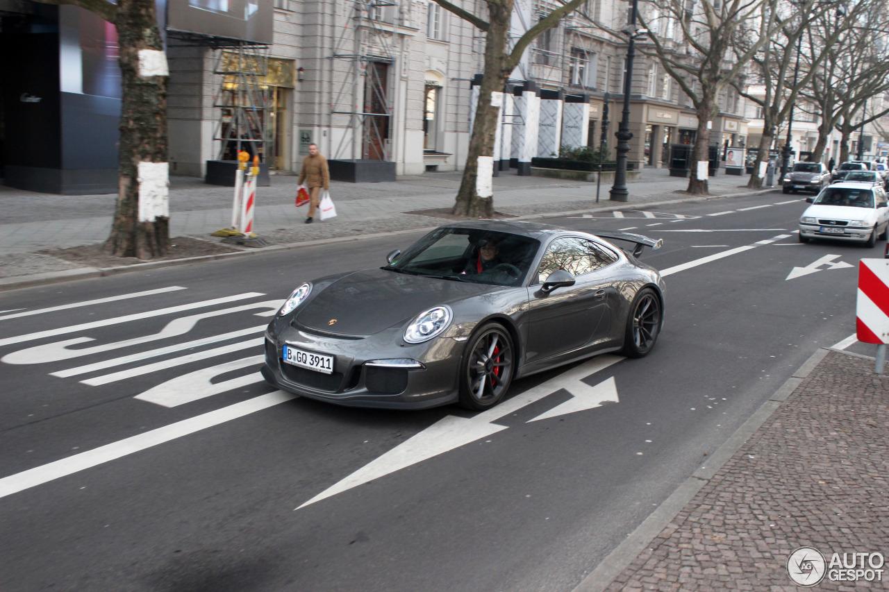 Porsche 991 GT3 7
