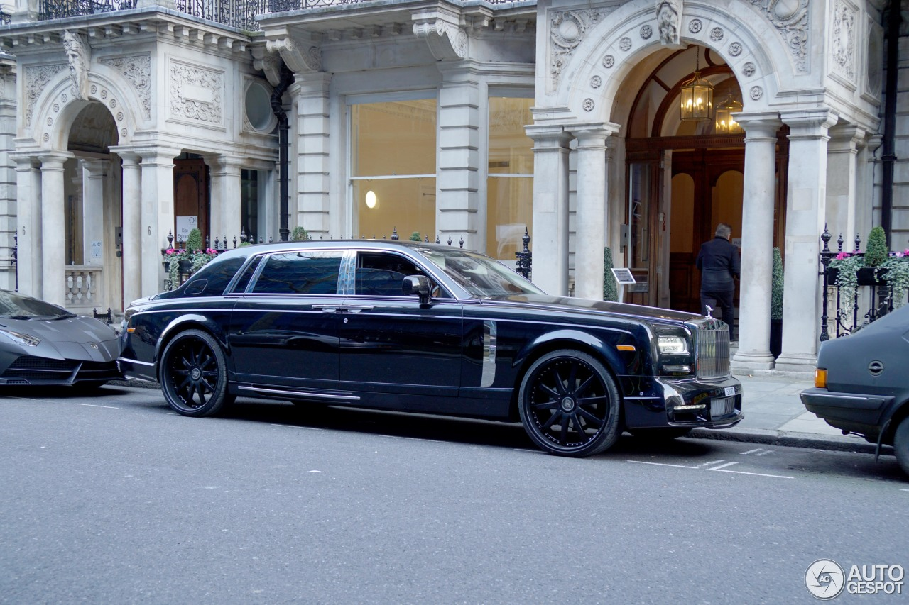 rolls royce phantom ewb series ii mansory conquistador 29 february 2016 autogespot. Black Bedroom Furniture Sets. Home Design Ideas