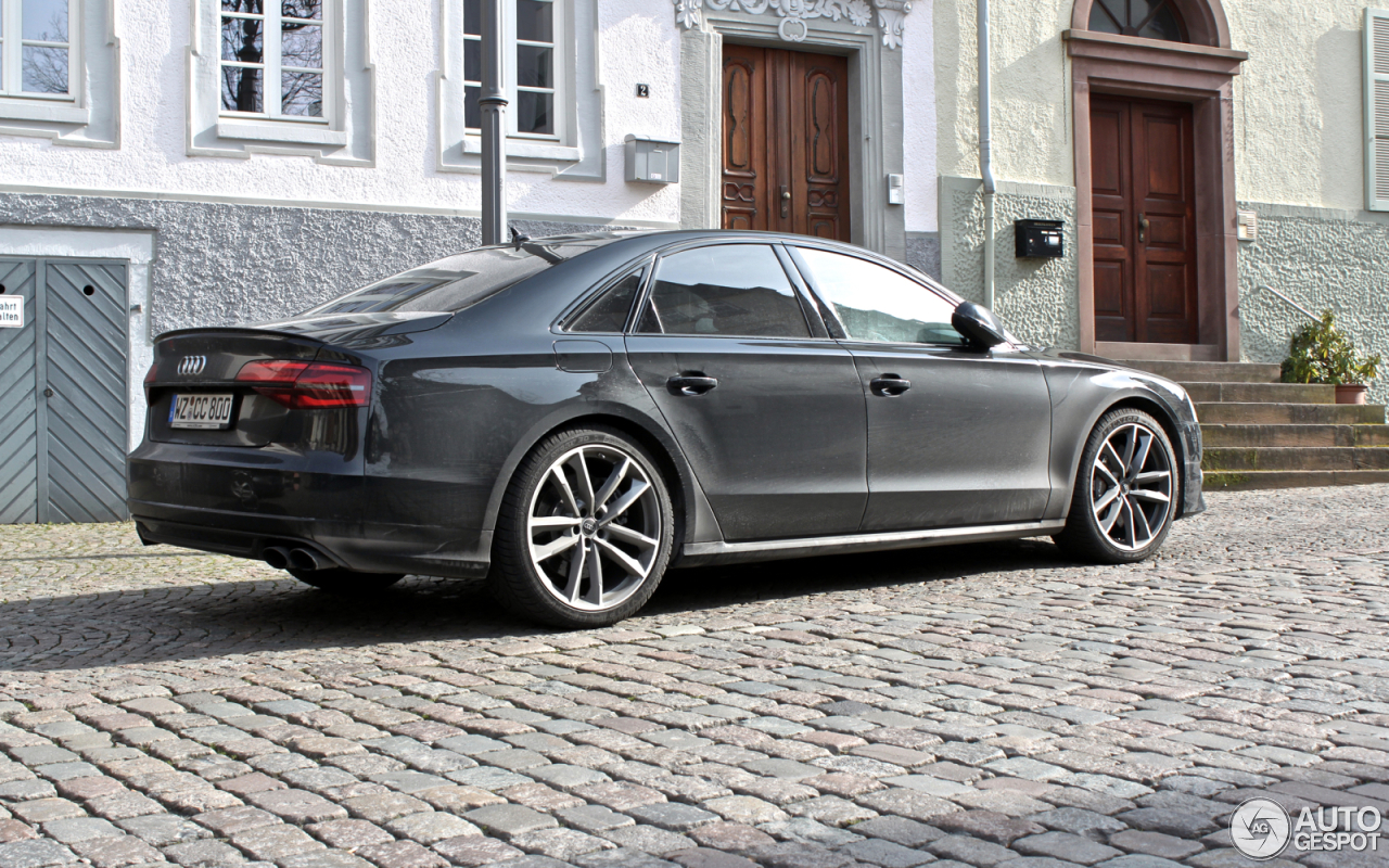 audi s8 d4 plus 2016 1 mrz 2016 autogespot. Black Bedroom Furniture Sets. Home Design Ideas