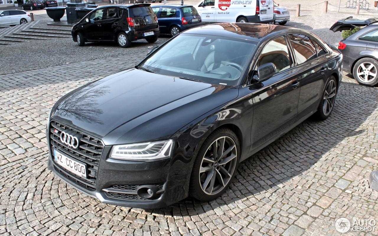Audi S8 D4 Plus 2016 - 1 March 2016 - Autogespot