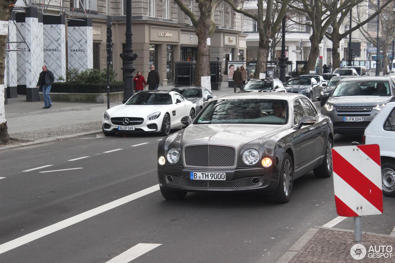 Bentley Mulsanne 2009 1