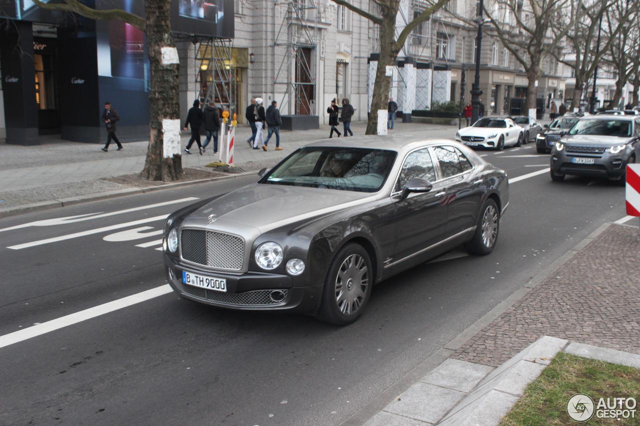 Bentley Mulsanne 2009 3