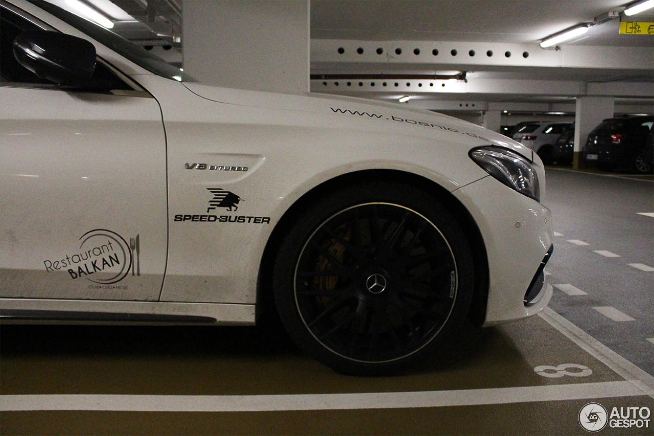 Mercedes-AMG C 63 S W205 3