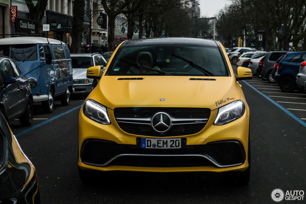 Mercedes-AMG GLE 63 S Coupé 2