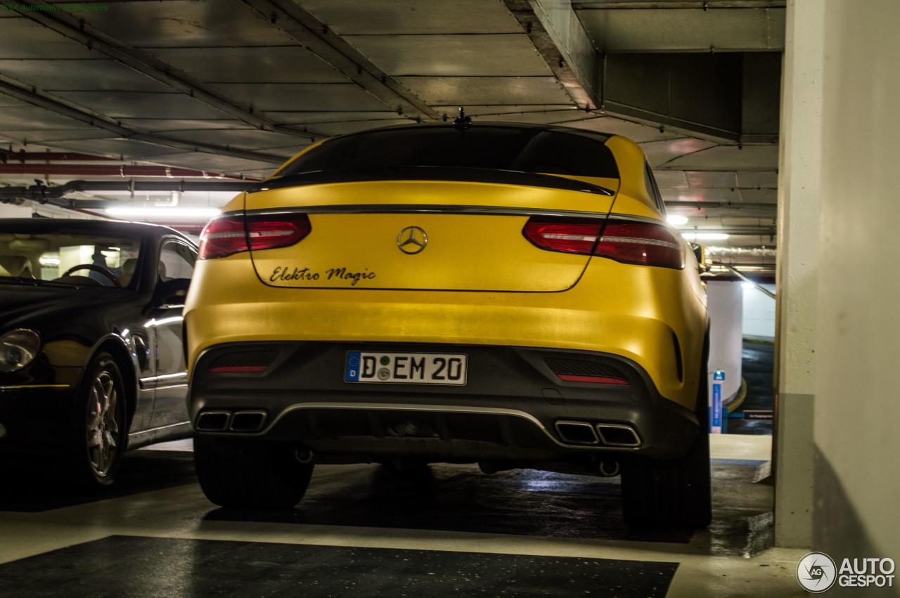 Mercedes-AMG GLE 63 S Coupé 4