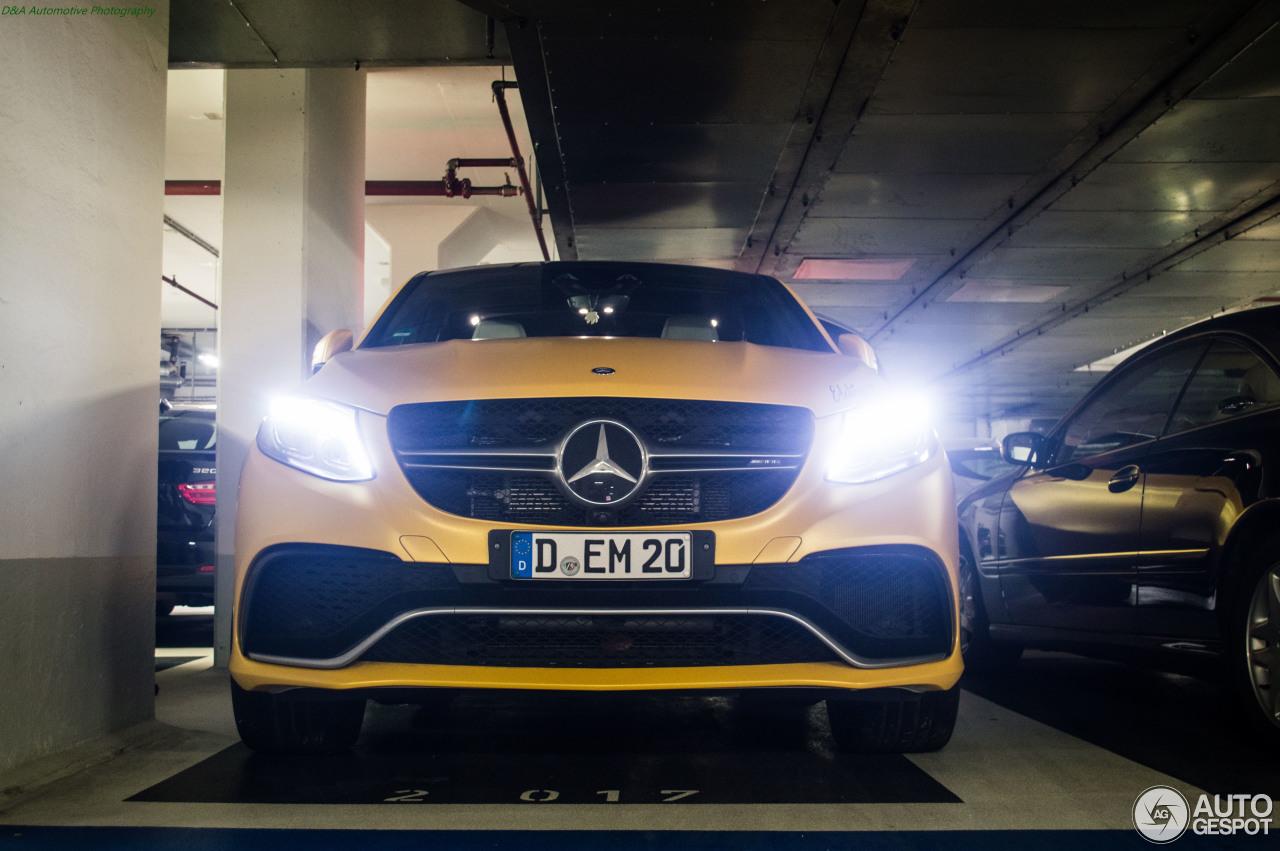 Mercedes-AMG GLE 63 S Coupé 7