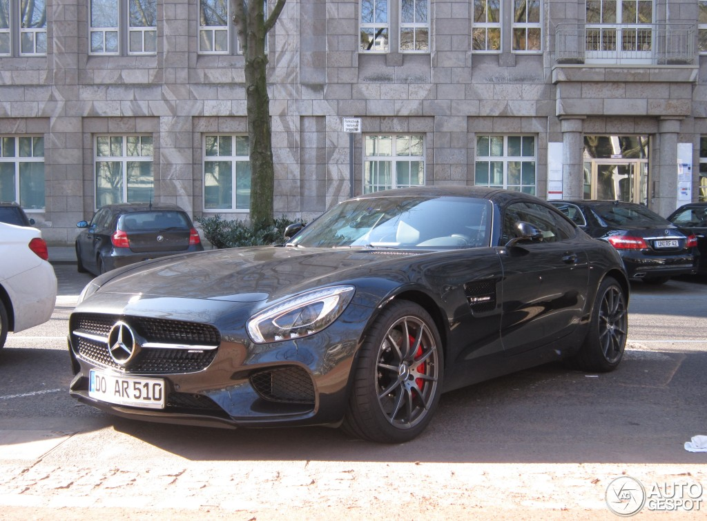 Mercedes-AMG GT S 3