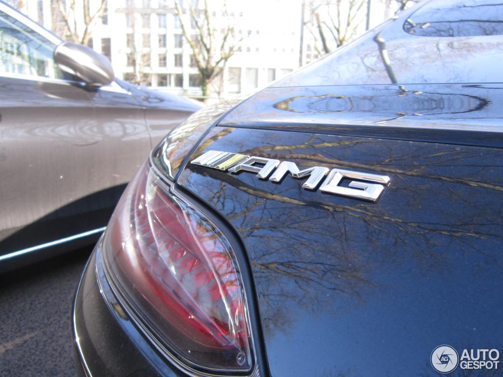 Mercedes-AMG GT S 6