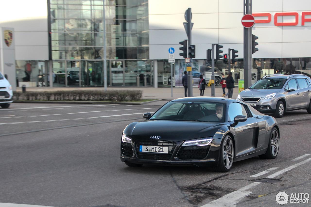 Audi R8 2013 2