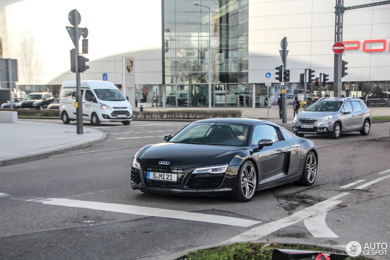 Audi R8 2013 3